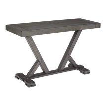 Sofa/Console Table - Harbor Gray Finish