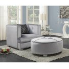 Bling Game Living Room Ottoman Product Image