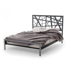 Attraction Regular Footboard Bed - King