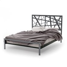 Attraction Regular Footboard Bed - King