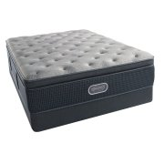 BeautyRest - Silver - Charcoal Coast - Summit Pillow Top - Luxury Firm - Queen Product Image