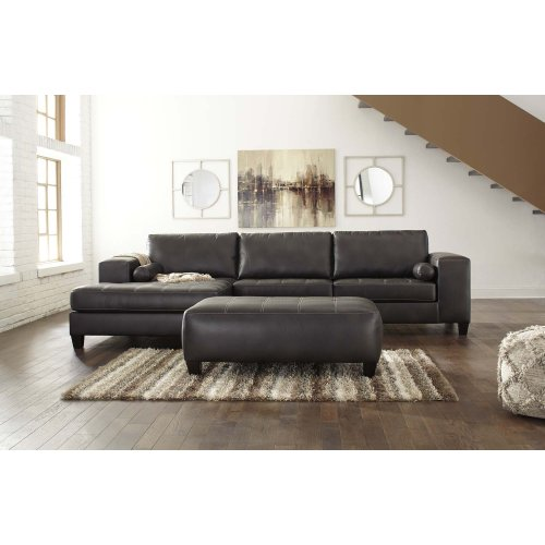 LAF Corner Chaise/ RAF Sofa 2 Piece Sectional