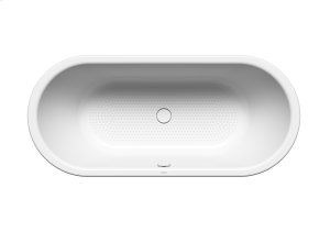 Centro Duo Oval With Free-standing Panel 67 x 30 x 19 Product Image