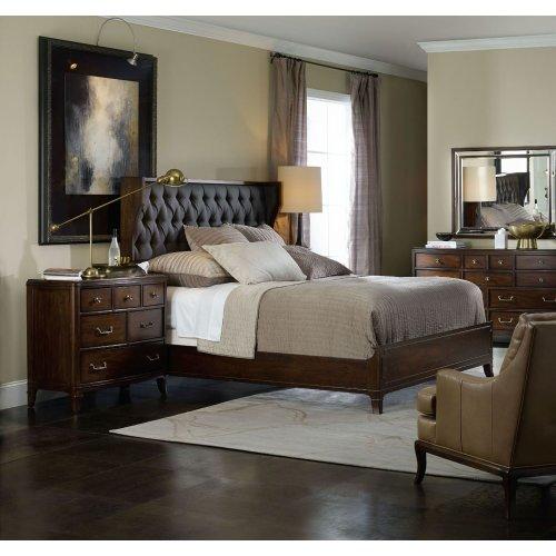 Bedroom Palisade 5/0 Shelter Rails