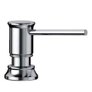 Empressa Soap Dispenser - Chrome
