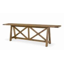 Marbella Large Tierra Console Table