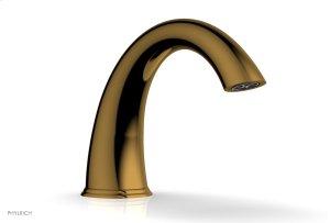 REVERE & SAVANNAH Deck Tub Spout K5120 - French Brass Product Image