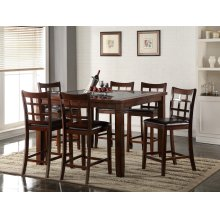 Zaire Counter Height Pub Table