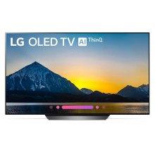 B8PUA 4K HDR Smart OLED TV w/ AI ThinQ® - 65'' Class (64.5'' Diag)