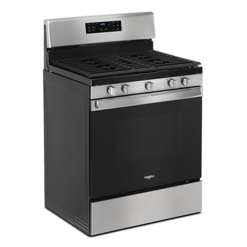 5.0 cu. ft. gas convection oven with fan convection cooking
