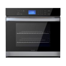 Stainless Steel European Convection Built-In Wall Oven