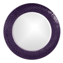 Bergman Mirror - Glossy Royal Purple