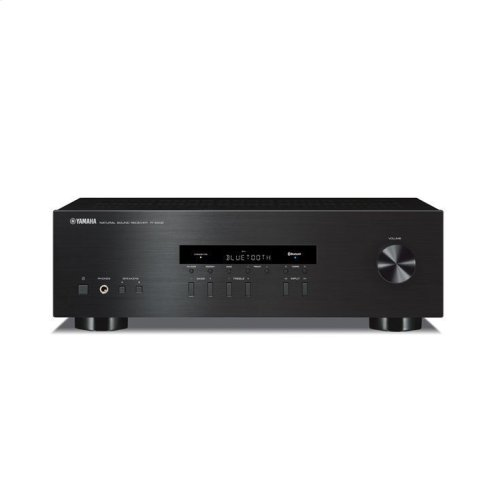 R-S202 BLACK Natural Sound Stereo Receiver