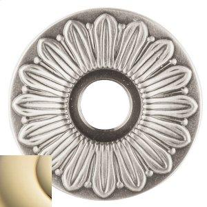 Lifetime Polished Brass 5019 Estate Rose Product Image