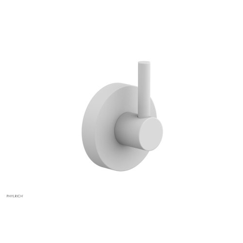 BASIC  BASIC II Robe Hook DB10 - Satin White
