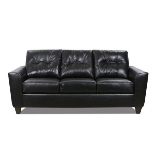 2024-03 Sofa in Soft Touch Onyx
