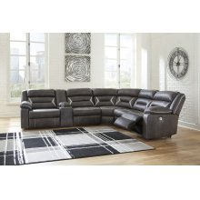 Kincord - Midnight 4 Piece Sectional