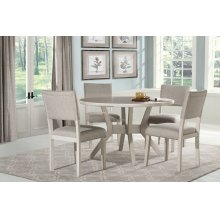 Elder Park 5 Piece Round Dining Set