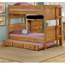"4"" Twin Trundle Unit"