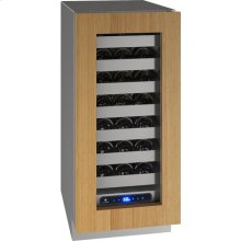 """5 Class 15"""" Wine Captain® Model With Integrated Frame Finish and Field Reversible Door Swing (115 Volts / 60 Hz)"""