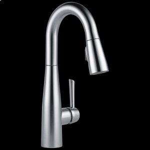 Arctic Stainless Single Handle Pull-Down Bar / Prep Faucet Product Image