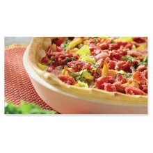 "Deep Dish Pizza / Baking Stone (Diameter 14"" / 36cm)"
