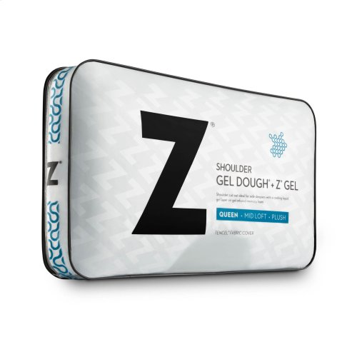 Shoulder Gel Dough® + Z Gel Queen