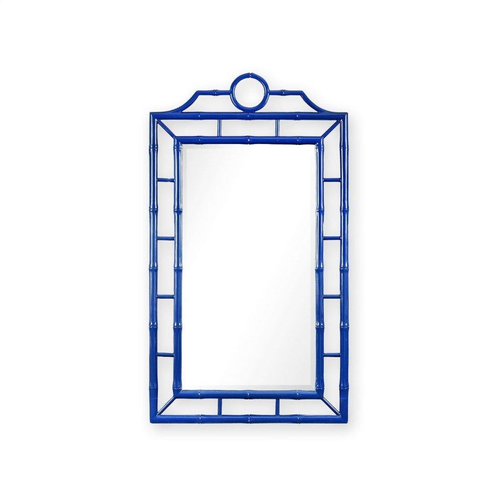 Chloe Mirror, Navy Blue