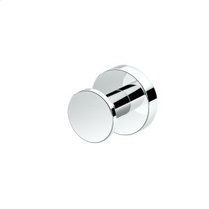 Glam Robe Hook in Chrome Product Image