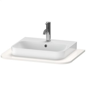 Console, White High Gloss (decor) Product Image