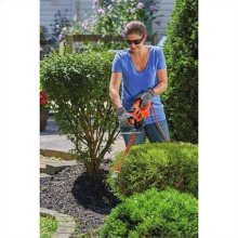16 in. SAWBLADE Electric Hedge Trimmer