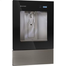 Elkay ezH2O Liv Built-in Filtered Water Dispenser, Non-refrigerated, Midnight
