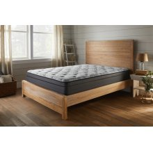 "American Bedding 9"" Medium Euro Top Mattress"