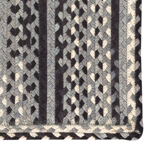 Garrison Pepper Braided Rugs