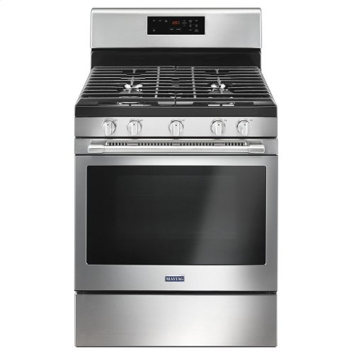 30-inch Wide Gas Range With 5th Oval Burner - 5.0 Cu. Ft. **OPEN BOX ITEM** Ankeny Location
