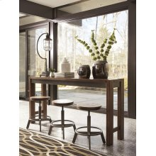 Torjin - Two-tone Brown 5 Piece Dining Room Set