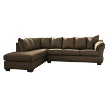 Darcy - Cafe 2 Piece Sectional
