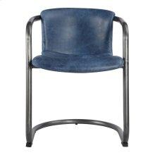 Freeman Dining Chair Blue-m2
