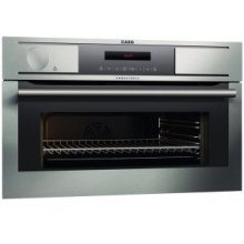 """24"""" built-in stainless steel multi-function compact oven with Soft Power Steam System"""