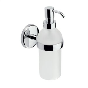 Polished Chrome Soap/Lotion Dispenser Product Image