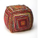 This Pouf is a wonderful way to add a little bit of extra seating without limiting your walking space and openness of your living room. Place this Pouf next to your sofa or near the family club chair and always have a stylish place to put your feet. Place Product Image