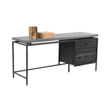 Norwood Desk - Black