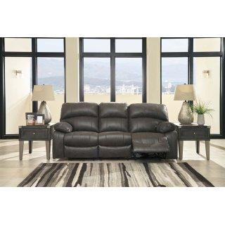 Dunwell Power Reclining Sofa w/ Adjustable Headrests