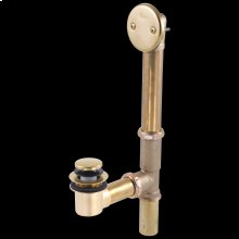 Champagne Bronze Bath Waste Assembly