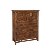 Wolf Creek Six Drawer Dresser Product Image