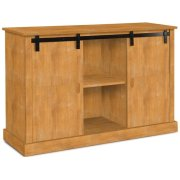 Jane Barn Door Entertainment Center Product Image