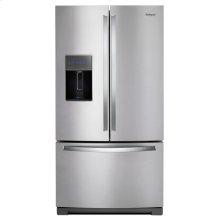 36-inch Wide French Door Refrigerator - 27 cu. ft. Fingerprint Resistant Stainless Steel