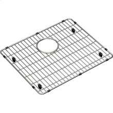 "Elkay Crosstown Stainless Steel 17-3/8"" x 14-3/8"" x 1-1/4"" Bottom Grid"