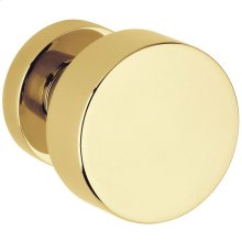 Lifetime Polished Brass 5055 Estate Knob