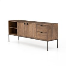Auburn Poplar Finish Trey Media Console